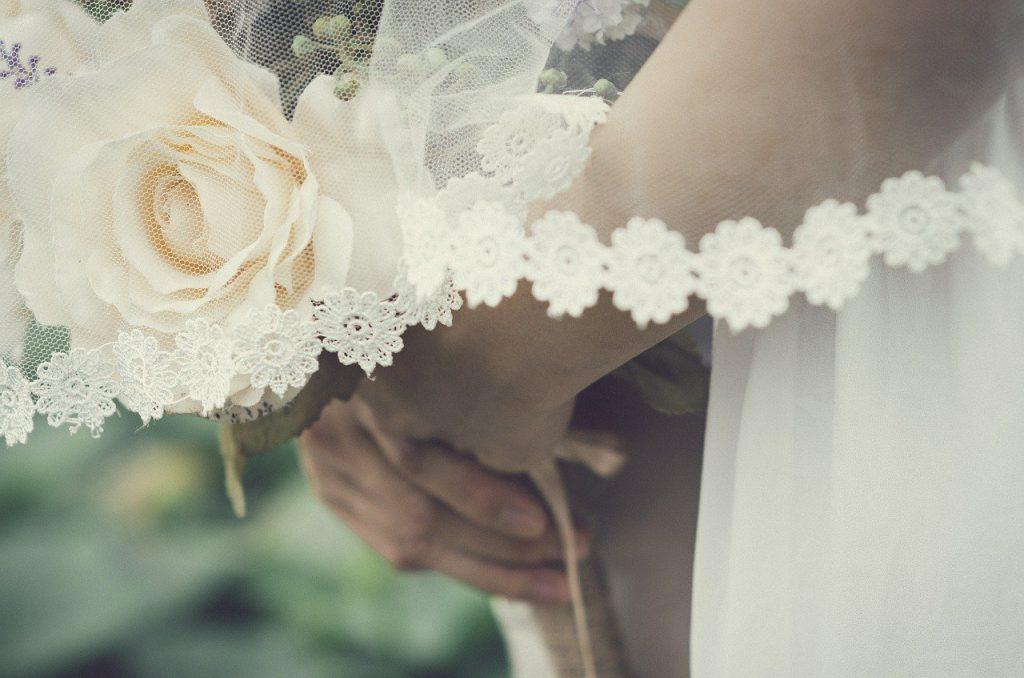 wedding, love, white